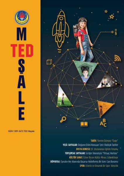 TED Meşale Dergisi 22. Sayı