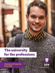 BPP University - International Prospectus