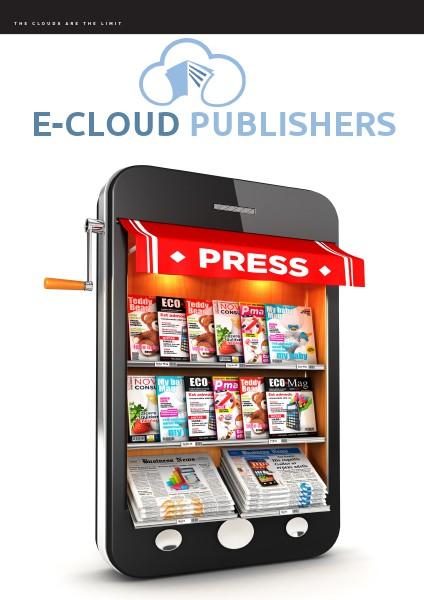 E-cloud Publishing Brochure E-Cloud Publishing