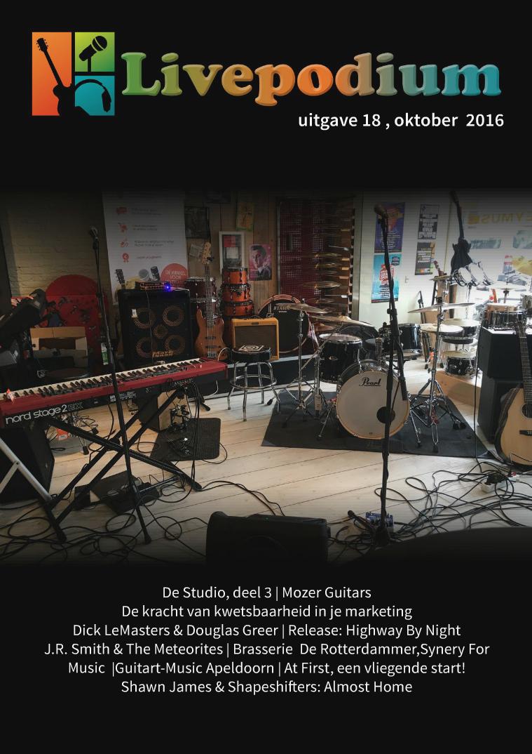 Uitgave 18, oktober 2016