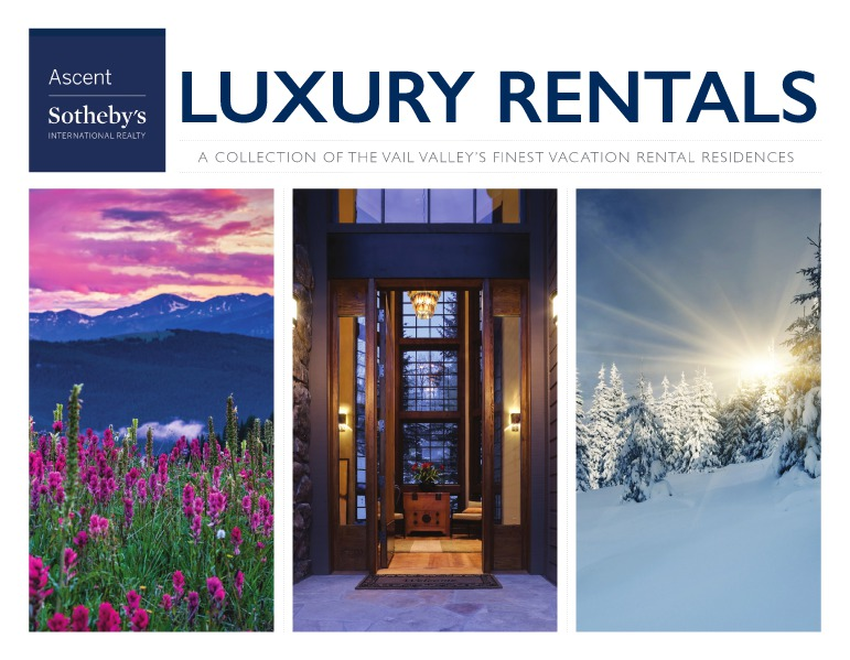 Ascent Sotheby's International Realty Volume 1