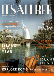 ItsAllBee Media Kit