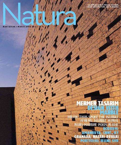 Natura March - April 2012
