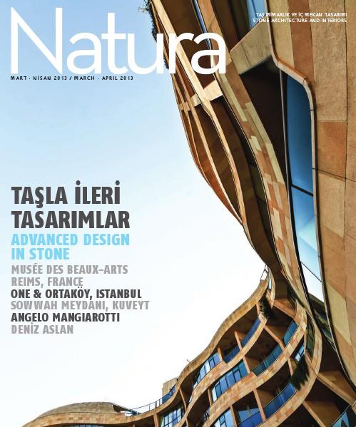 Natura March - April 2013