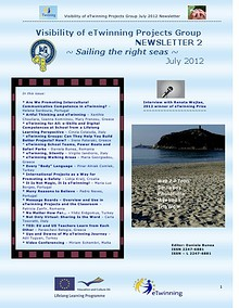 eTwinning Visibility Newsletter no. 2