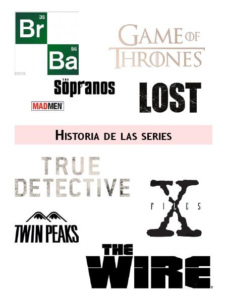 Historia de las series 1
