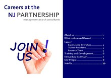 Careers at the NJ-Partnership
