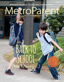 Metro Parent Magazine