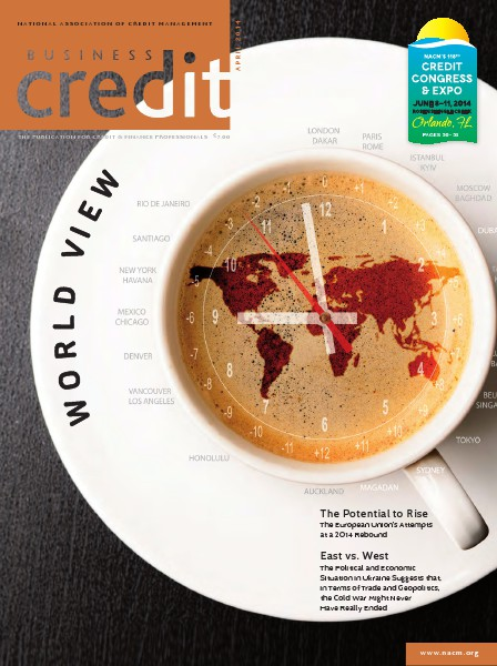 Business Credit Magazine April 2014