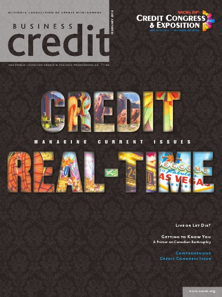 Business Credit Magazine February 2014