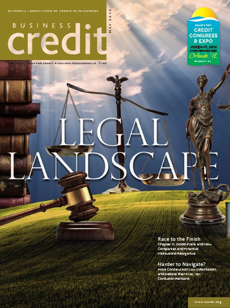 Business Credit Magazine May 2014