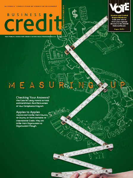 Business Credit Magazine September/October 2014