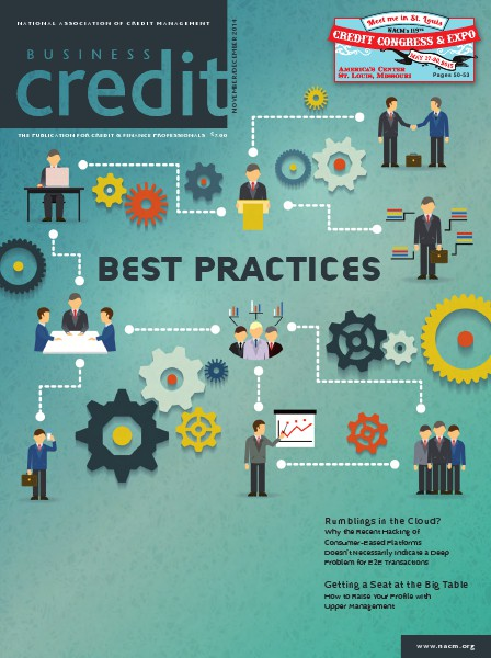 Business Credit Magazine November/December Issue