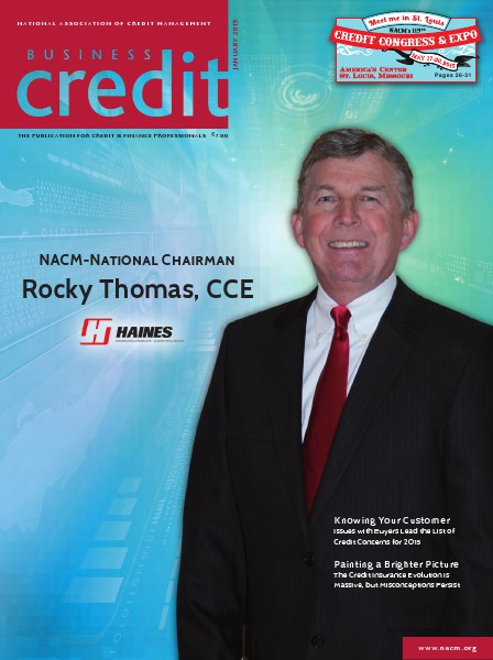 Business Credit Magazine January 2015