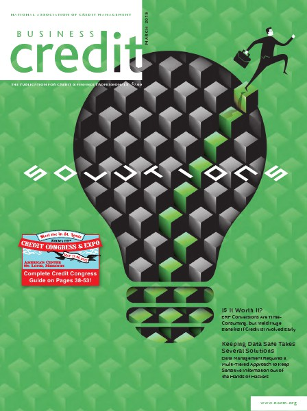 Business Credit Magazine March 2015