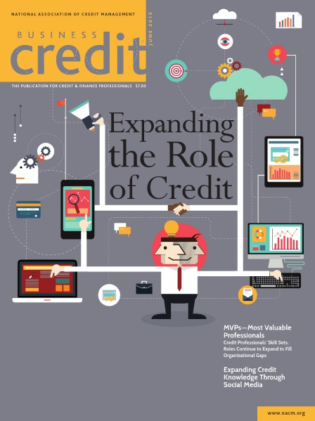 Business Credit Magazine June 2015
