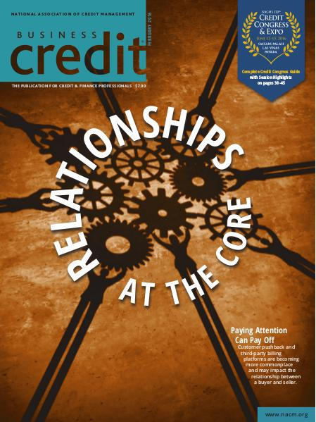 Business Credit Magazine February 2016