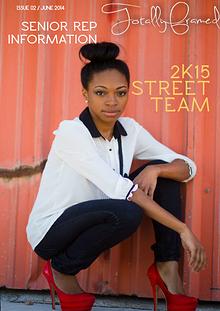 2K15 Totally Framed Street Team