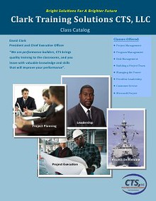 CTS, LLC Class Catalog