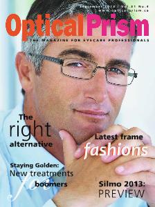 Optical Prism Sept 2013 Vol. 31 No. 4