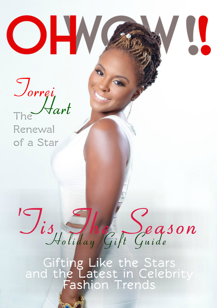 Oh Wow Magazine Holiday Gift Guide 2015