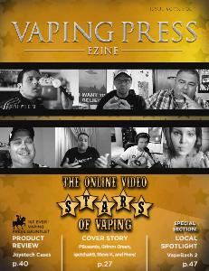 Vaping Press Issue 006, Vol. 01