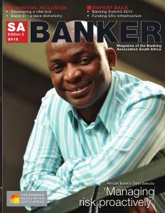 S.A. Banker - September edition September 2012