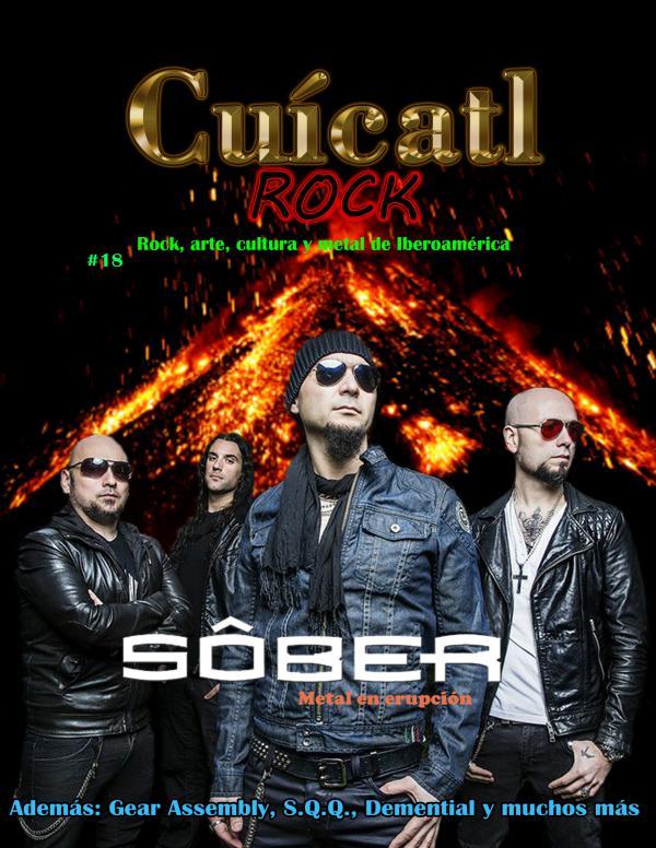 Cuícatl Rock Diciembre 2017-Enero 2018