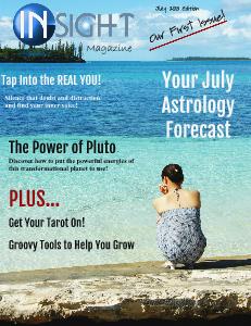 InSight Magazine July 2013