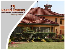 Corporate Brochure | Karen Embers Guest House & Conference Centre