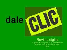 Dale Click - Revista Digital