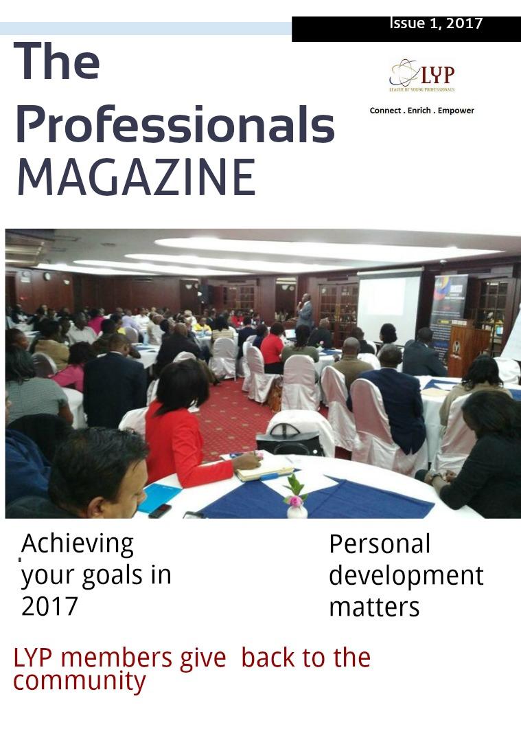 The Professional MagazineQ1 2017 1-2017