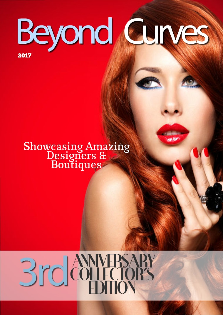 Beyond Curves 3RD ANNIVERSARY EDITION
