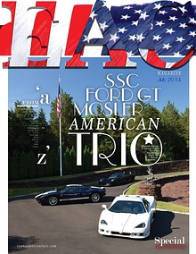 Exotic Auto Couture Magazine July 2014