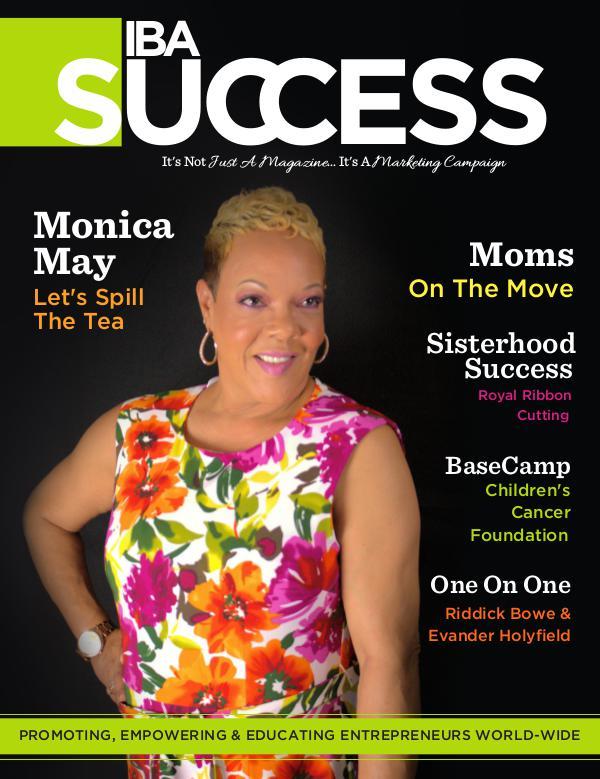 IBA SUCCESS MAGAZINE Volume 3 Issue 2