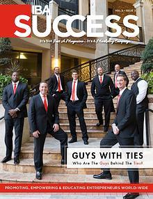 IBA SUCCESS MAGAZINE