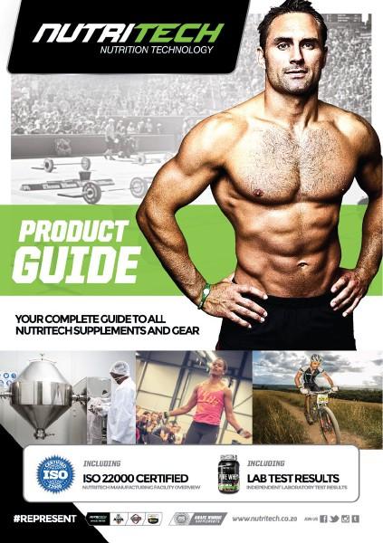 NutriTech Catalogue August 2014