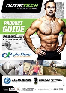 NutriTech AlphaPharm Catalogue