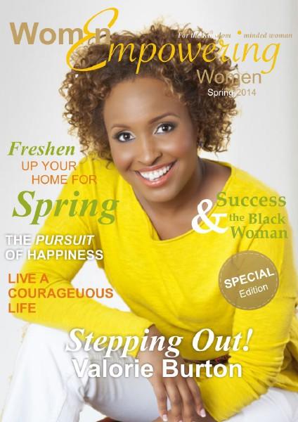 Women Empowering Women Magazine Spring. 2014