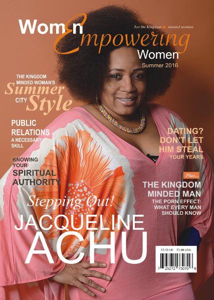 Women Empowering Women Magazine Summer/Autumn Issue 2016