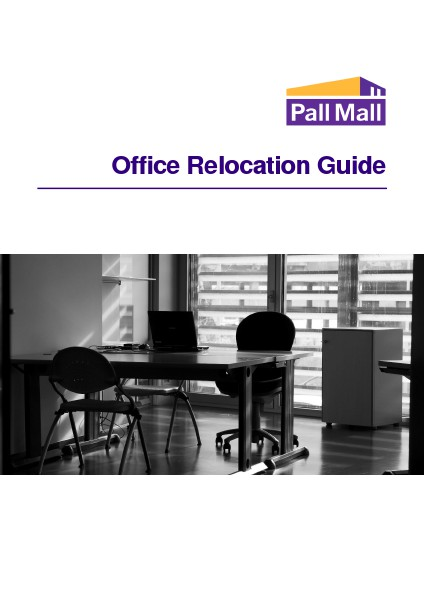 Office Relocation Guide Office Relocation Guide
