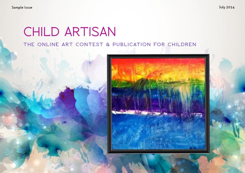 Child Artisan July 2014 Sample Edition