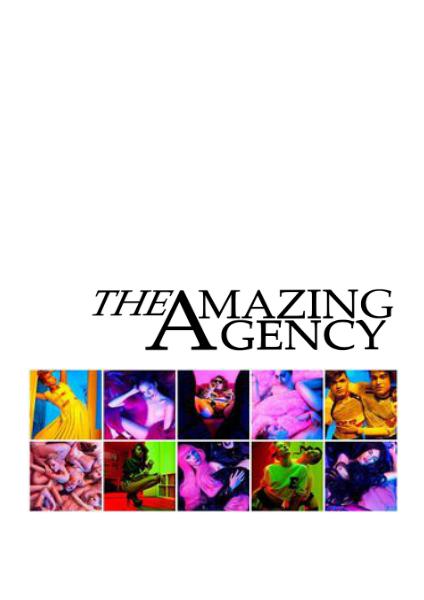 The Amazing Agency Press Kit Volume 1
