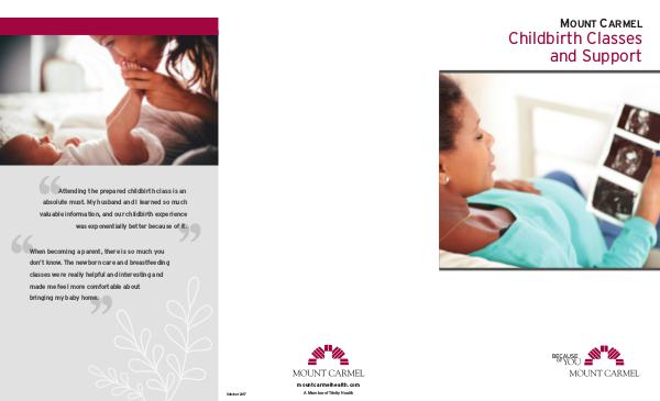 Childbirth Classes & Support