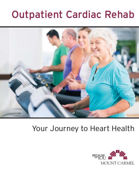 Patient Education Outpatient Cardiac Rehab