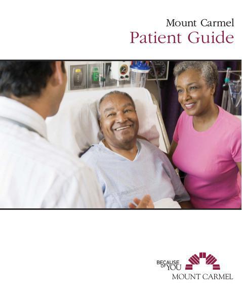 Patient Education Patient Guide