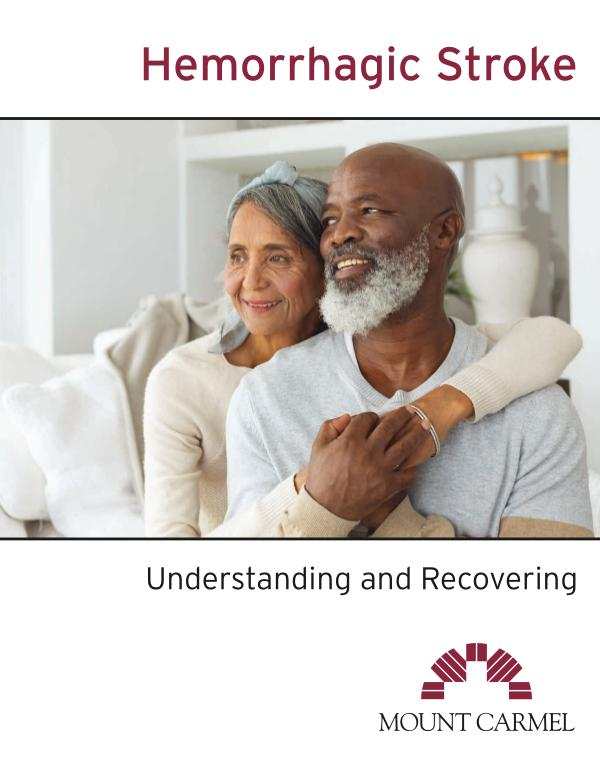 Patient Education Stroke: Understanding and Recovering