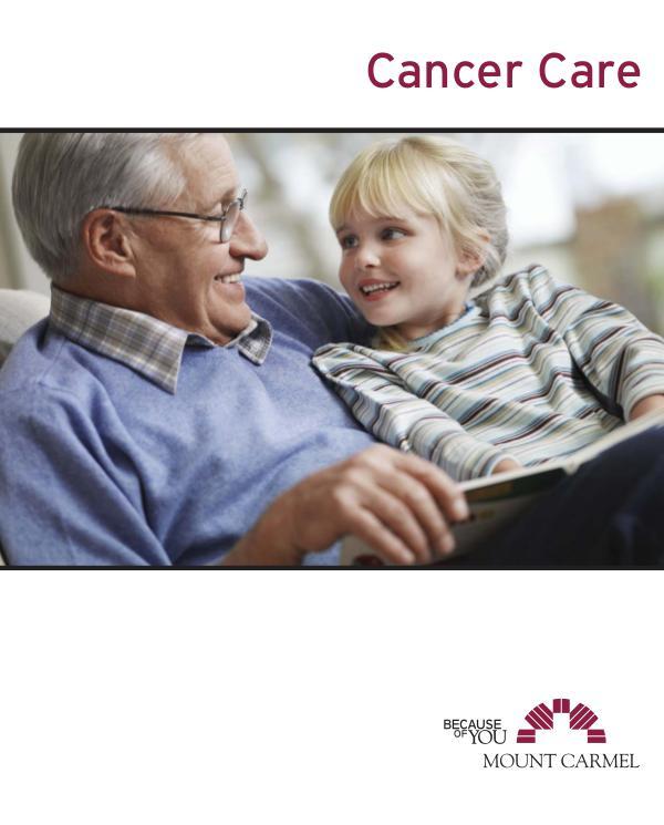 Patient Education Cancer Care