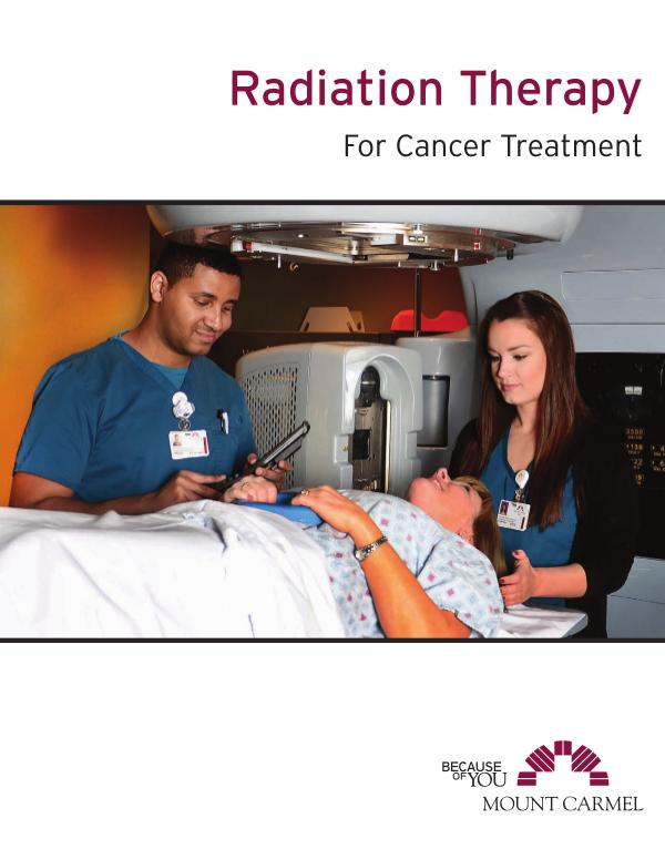 Patient Education Radiation Therapy for Cancer Treatment