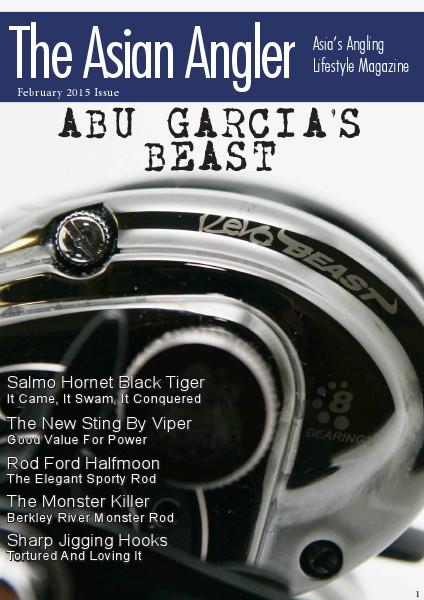 The Asian Angler February 2015 Digital Issue - Malaysia - English
